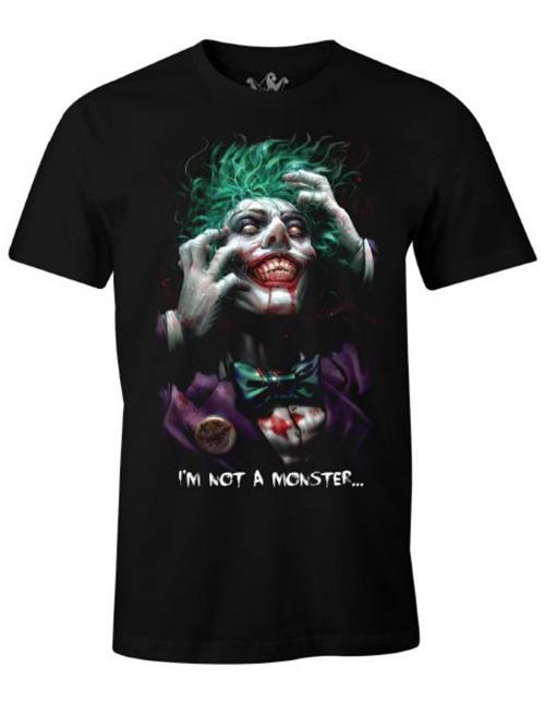 DC COMICS - The Joker - T-shirt homme (S)