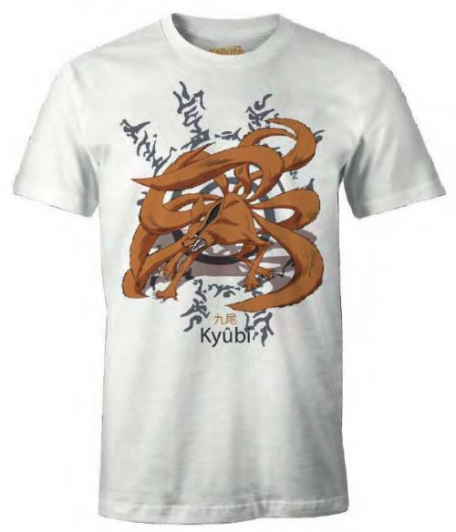 NARUTO - Kurama - T-Shirt homme (L)