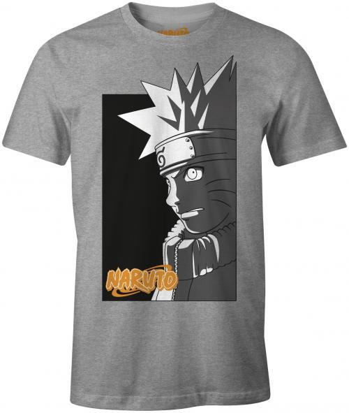 NARUTO - Kakashi Square - T-shirt homme (S)