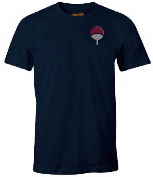 NARUTO - Uchiwa - T-Shirt homme (S)