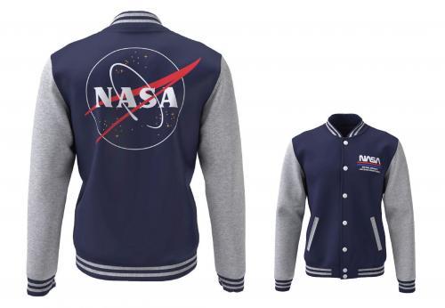 NASA - Blouson Teddy Logo (XXL)