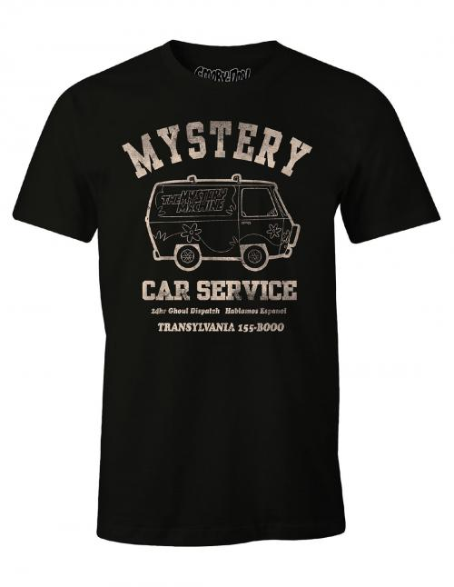 SCOOBY-DOO - Mystery Car Service - T-shirt homme (S)