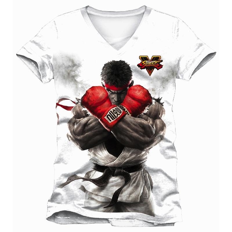 STREET FIGHTER - T-Shirt Ruy (XL)