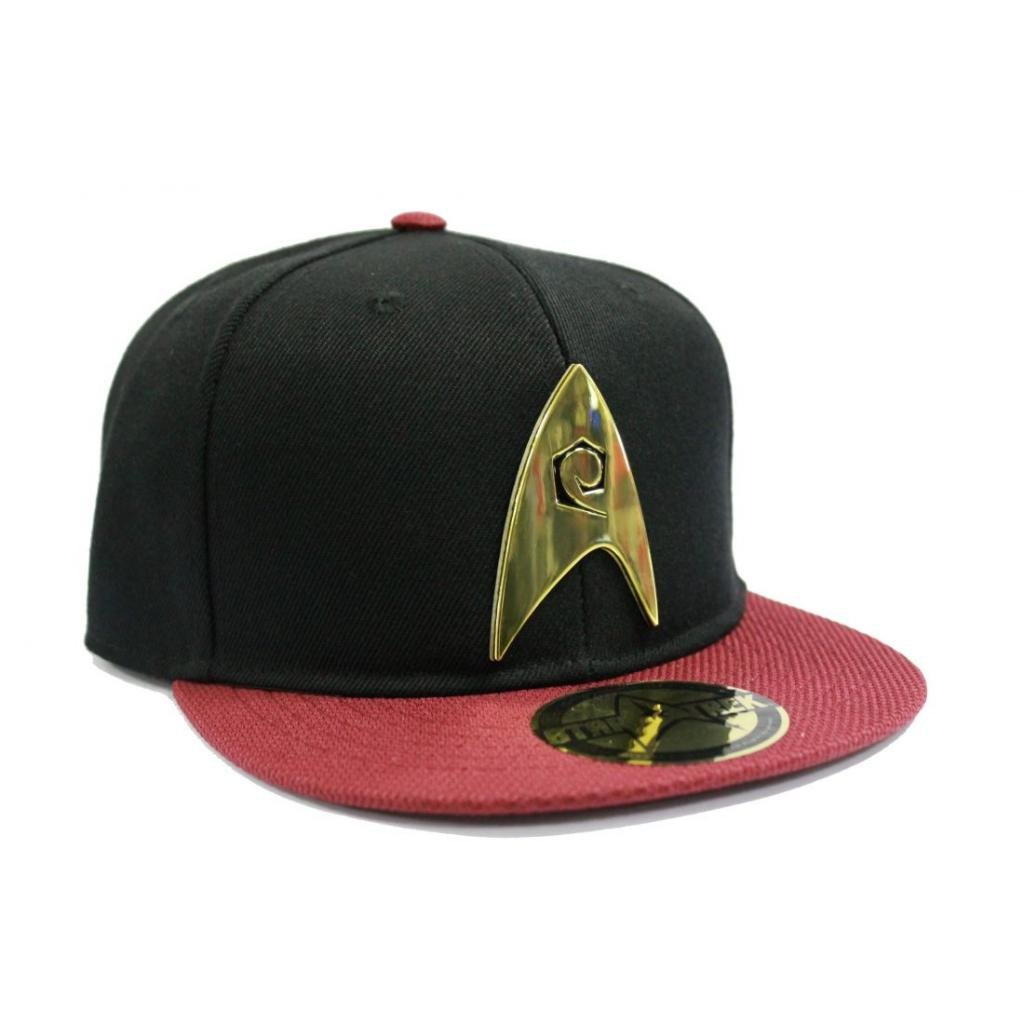 STAR TREK - Casquette - Scott Red