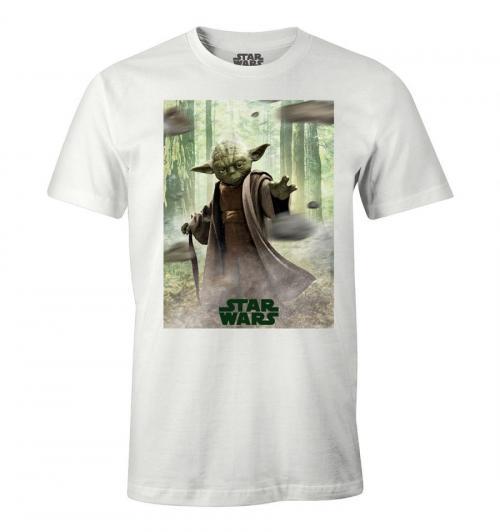 STAR WARS - T-Shirt - Yoda - (XXL)
