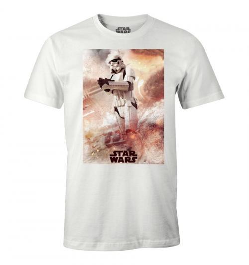 STAR WARS - T-Shirt - Stormtrooper - (XXL)