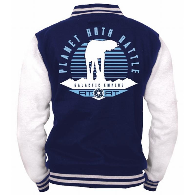 STAR WARS  - Blouson Planet Hoth Battle (XL)