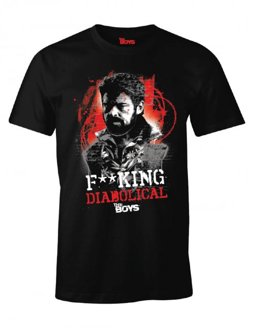 THE BOYS - F**cking Diabolical - T-shirt homme (S)