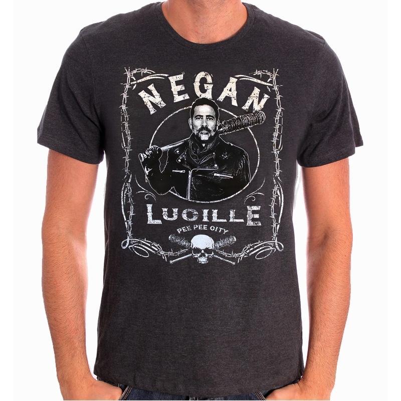 THE WALKING DEAD - T-Shirt Negan Lucille (S)_2