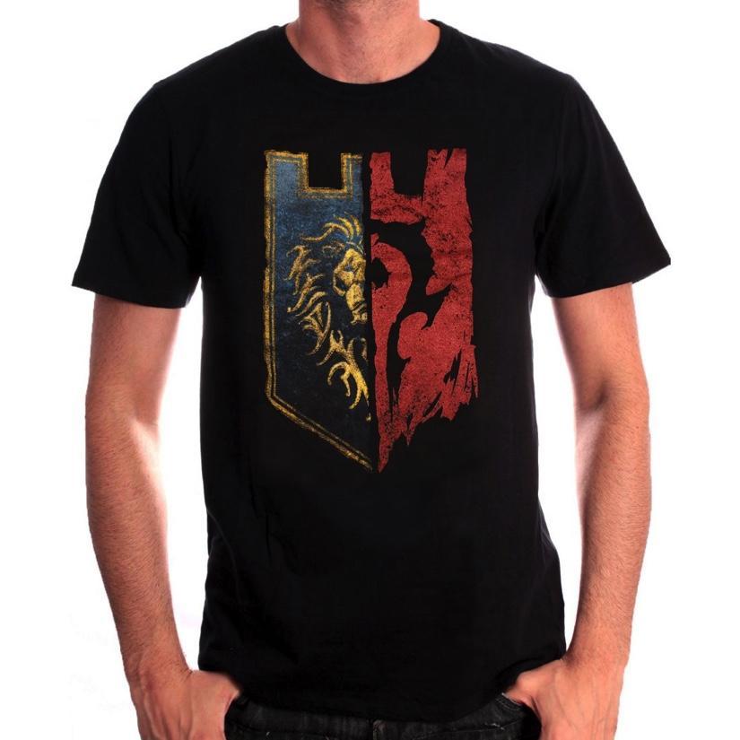 WARCRAFT - T-Shirt Choose your Allegiance (XXL)