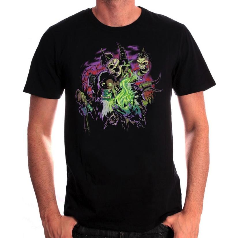 WORLD OF WARCRAFT LEGION - T-Shirt Destroyer Of Dream (S)