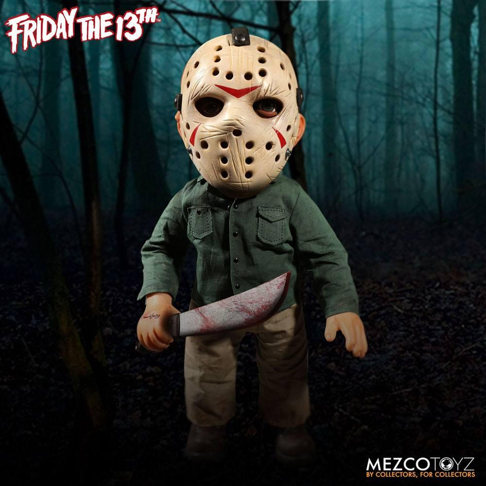 FRIDAY THE 13th - Figurine Parlante Jason Voorhees - 38cm