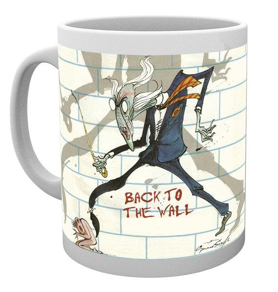 PINK FLOYD - Mug - 300 ml - Back to the Wall