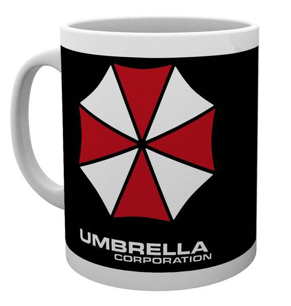RESIDENT EVIL - Mug - 300 ml - Umbrella