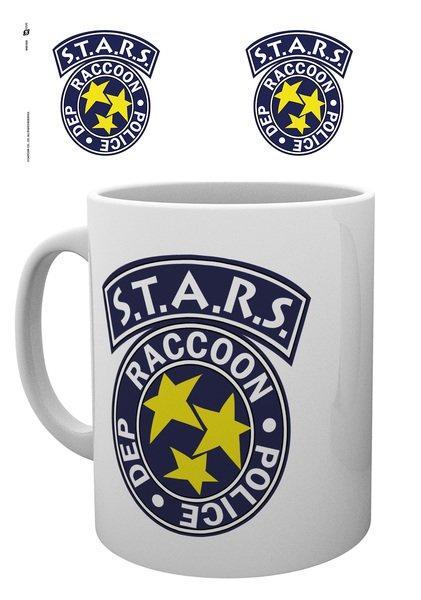 RESIDENT EVIL - Stars - Mug 315ml