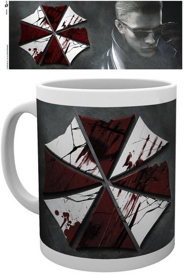 RESIDENT EVIL - Mug - 300 ml - Key Art