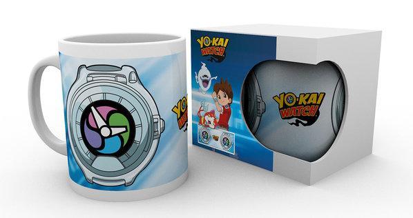 YO-KAI WATCH - Mug - 300 ml - Watch