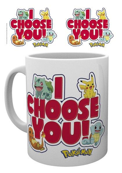 POKEMON - I Choose You - Mug 315ml