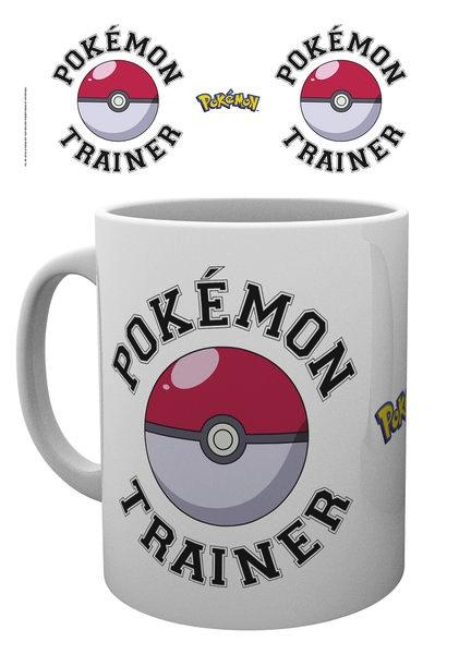 POKEMON - Mug - 315 ml - Pokemon Trainer