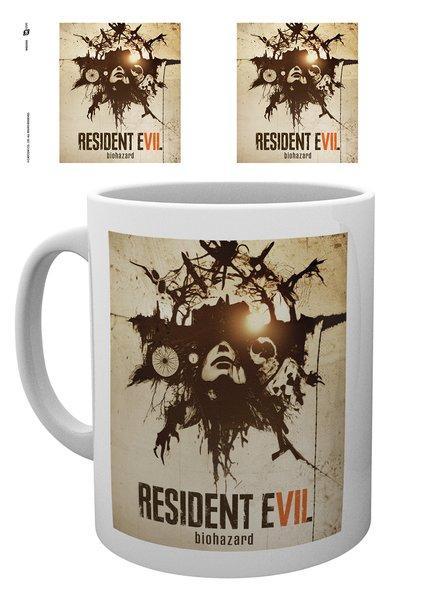RESIDENT EVIL - Talisman - Mug 315ml