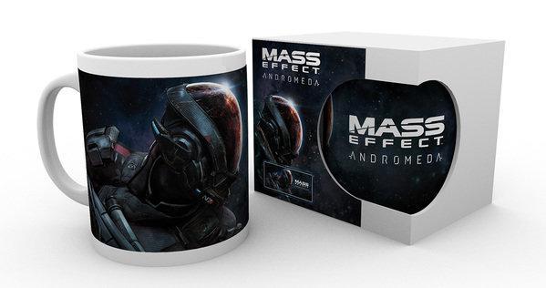 MASS EFFECT ANDROMEDA - Mug - 300 ml - Key Art