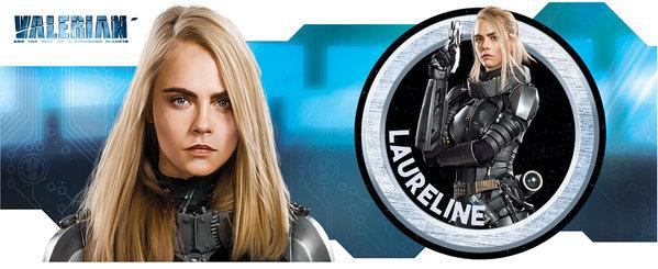 VALERIAN - Mug - 300 ml - Laureline_2