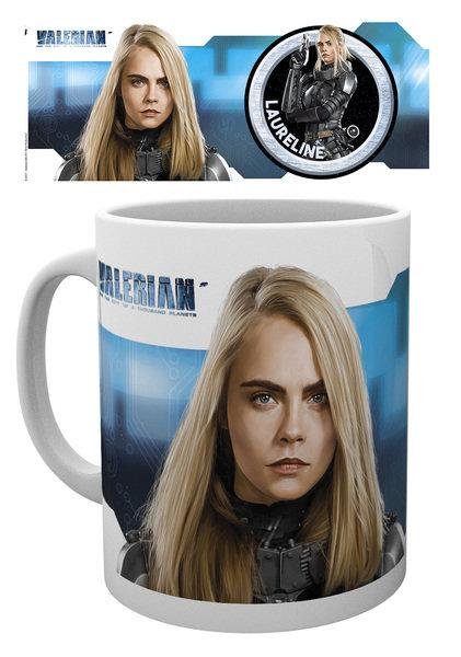VALERIAN - Mug - 300 ml - Laureline_3