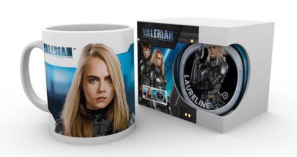 VALERIAN - Mug - 300 ml - Laureline_4