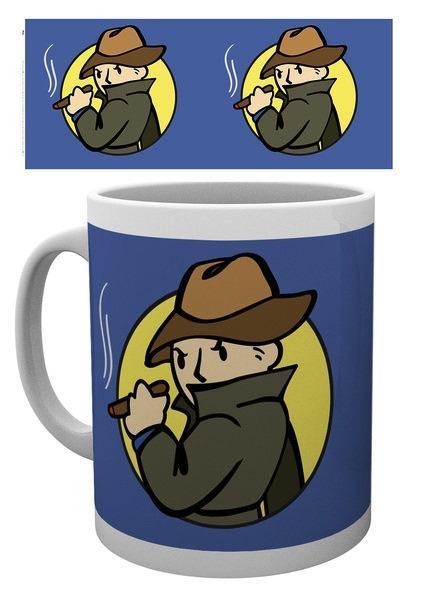 FALLOUT - Mug - 315 ml - Mysterious Stranger