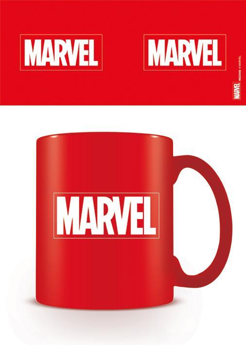 MARVEL - Mug - 315 ml - Logo
