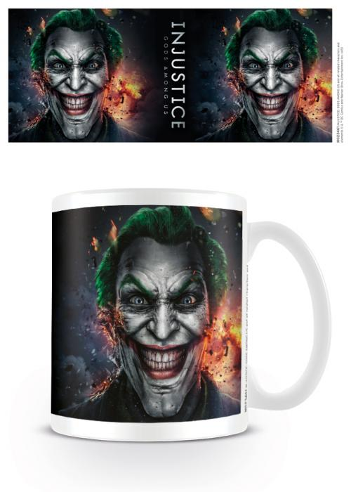 INJUSTICE - Joker - Mug 315ml