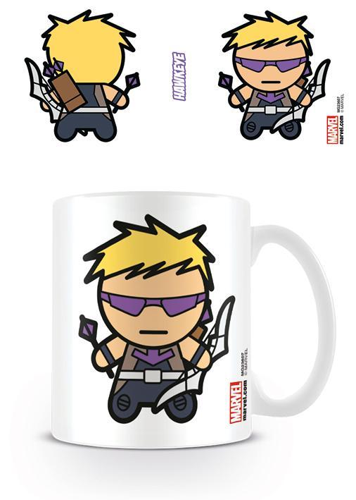 MARVEL - Mug - 315 ml - Kawaii Hawkeye
