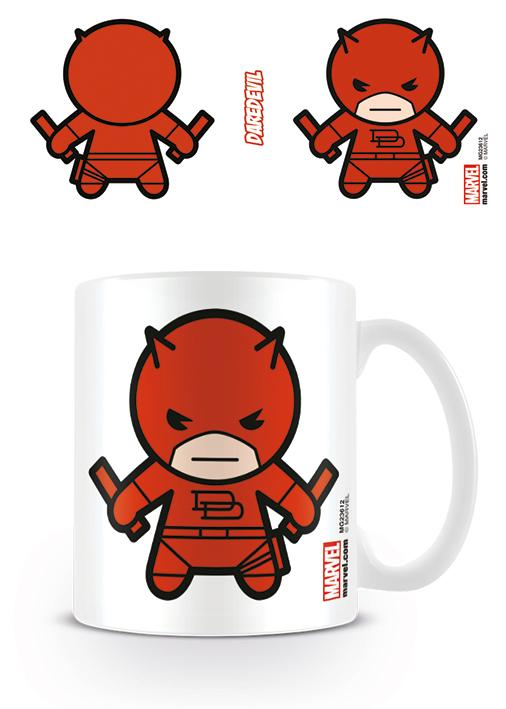 MARVEL - Mug - 315 ml - Kawaii Daredevil
