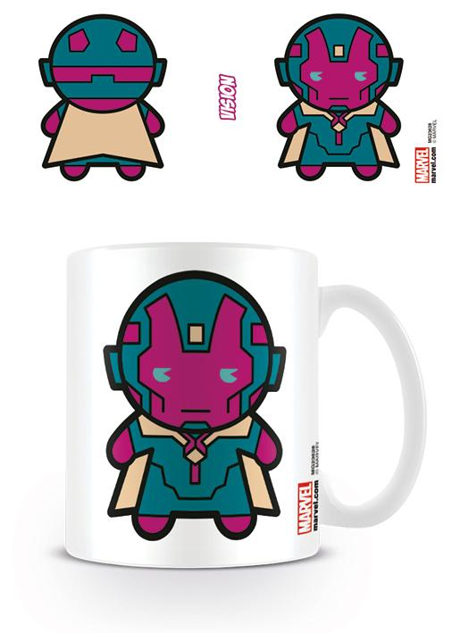 MARVEL - Mug - 315 ml - Kawaii Vision