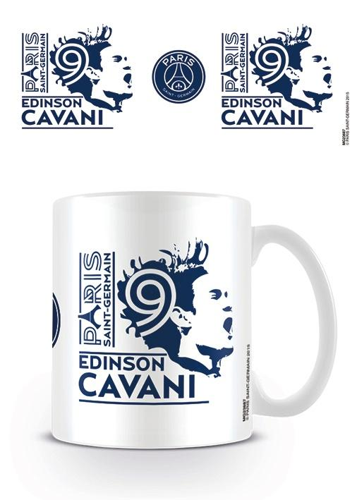 PSG - Mug - 300 ml - Edinson Cavani