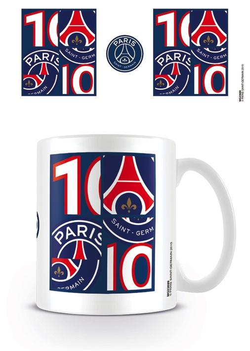 PSG - Mug - 300 ml - Number 10