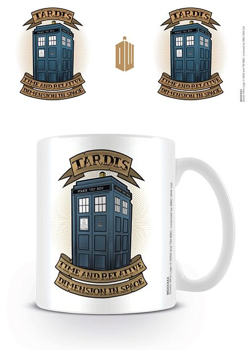 DOCTOR WHO - Mug - 300 ml - Tradis Tattoo