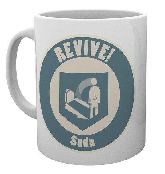 CALL OF DUTY - Mug - 300 ml - Revive