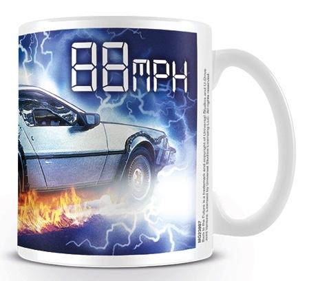 BACK TO THE FUTURE - Mug - 300 ml - 88MPH