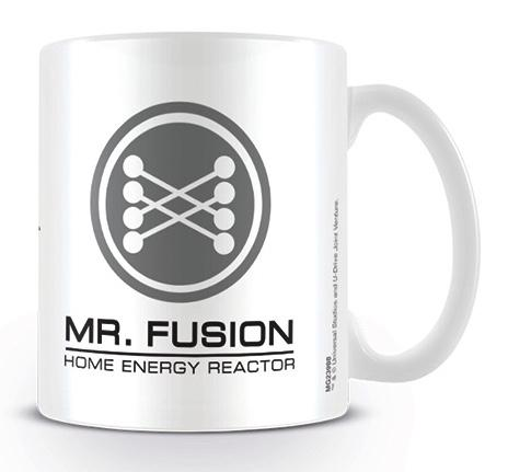 BACK TO THE FUTURE - Mug - 300 ml - Mr Fusion