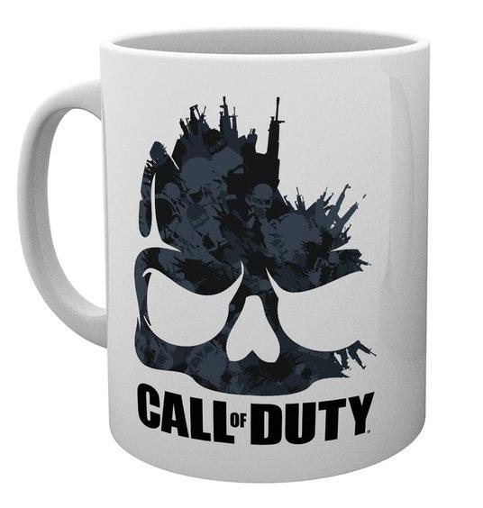 CALL OF DUTY - Mug - 300 ml - Skull
