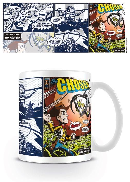 DISNEY - Mug - 300 ml - Toy Story Chosen One