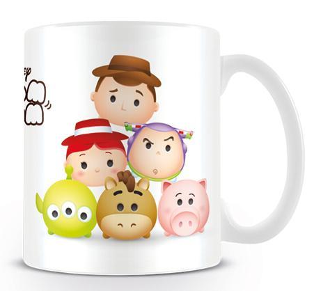 DISNEY - Mug - 300 ml - Tsum Tsum - Toy Story