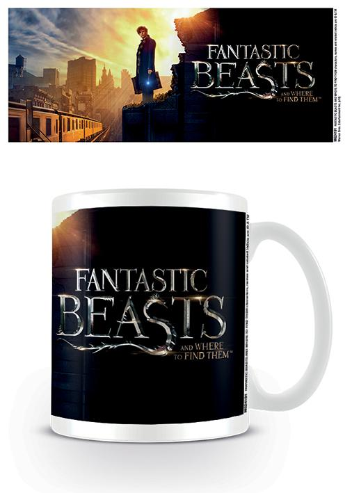 FANTASTIC BEAST Harry Potter - Mug - 300 ml - Dusk_1