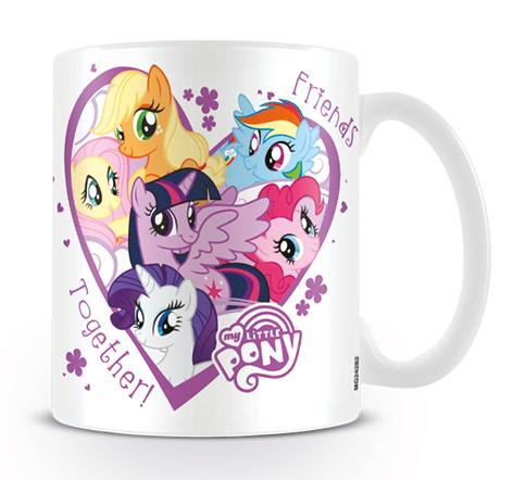 MY LITTLE PONY - Mug - 300 ml - Heart