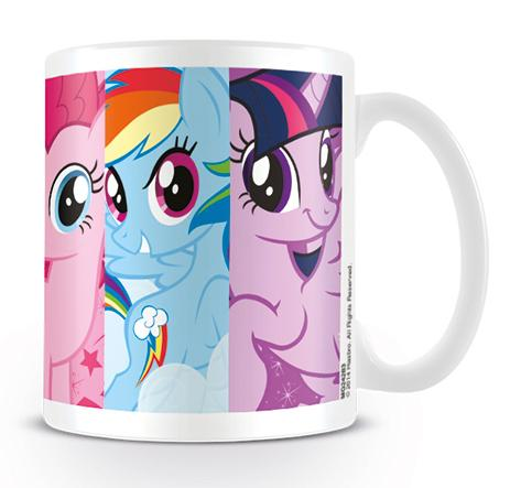 MY LITTLE PONY - Mug - 300 ml - Panels