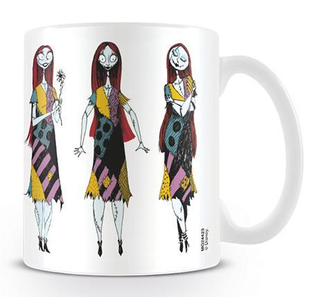 NIGHTMARE BEFORE CHRISTMAS - Mug - 315 ml - Sally Poses_1