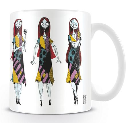 NIGHTMARE BEFORE CHRISTMAS - Mug - 315 ml - Sally Poses_3