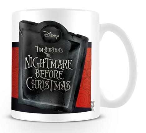 NIGHTMARE BEFORE CHRISTMAS - Mug - 315 ml - Jack Banner_3