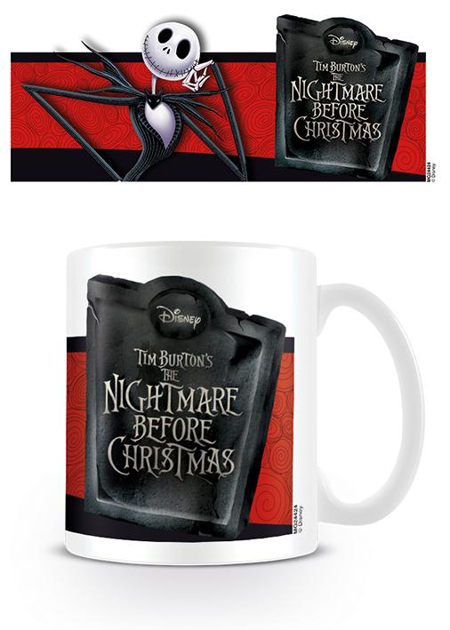 NIGHTMARE BEFORE CHRISTMAS - Mug - 315 ml - Jack Banner_4